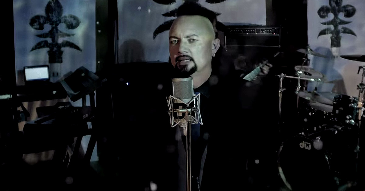 Operation: Mindcrime y el vídeo de 'Re-Inventing the Future'
