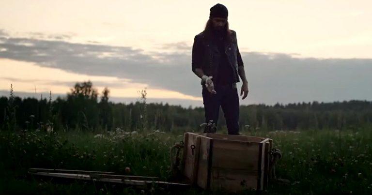 Amorphis y el vídeo de 'Sacrifice'