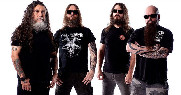 Escucha 'Cast The First Stone', el nuevo single de Slayer