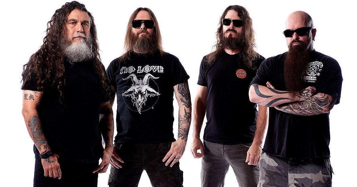 Escucha 'Cast The First Stone', el nuevo single de Slayer