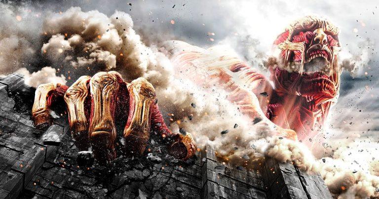 La demencial 'Attack on Titan' presenta un nuevo y salvaje adelanto