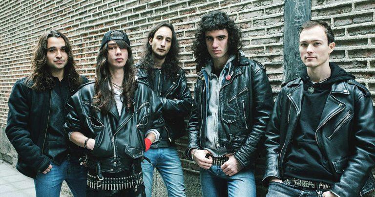 Leather Heart estrenan el primer single de su álbum debut, 'Comeback'