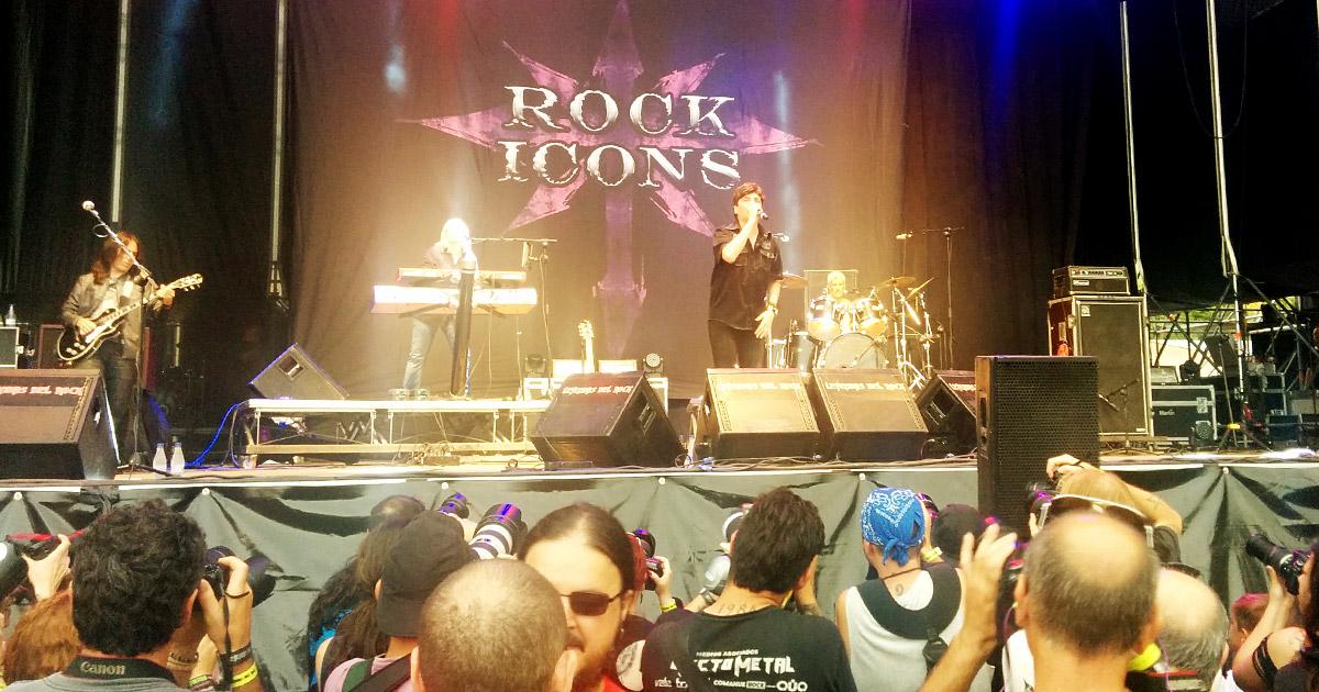 Leyendas del Rock 2015: Viernes