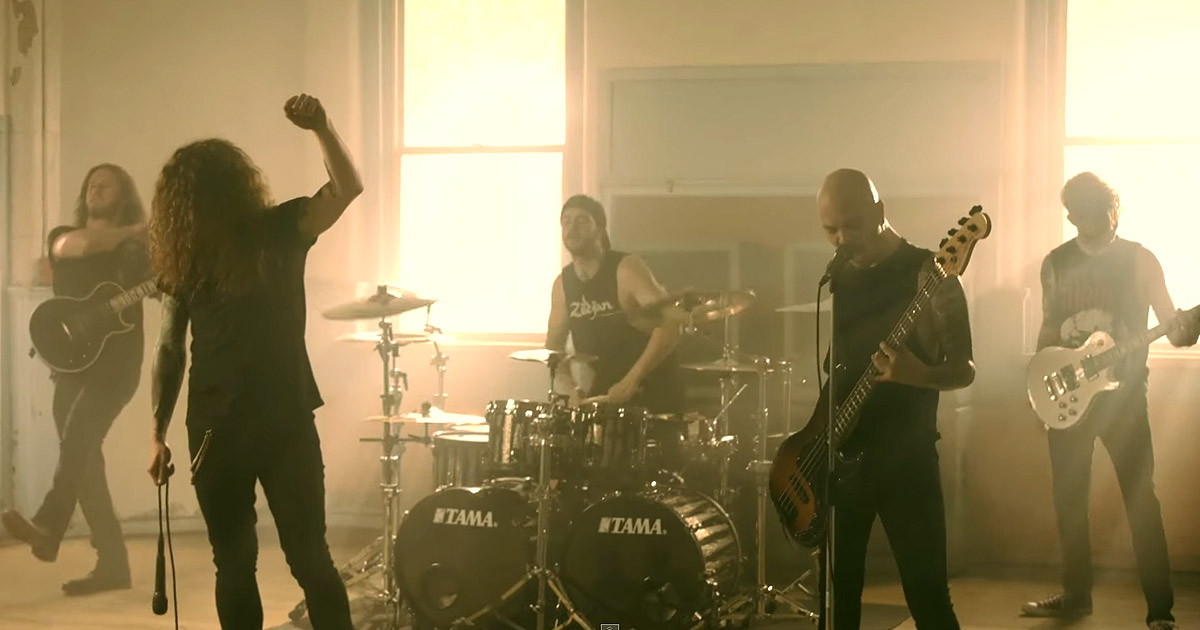 Nuevo vídeo de Miss May I 'Deathless'