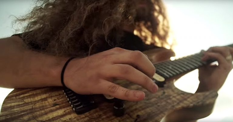 Rivers of Nihil y el vídeo de 'Sand Baptism'