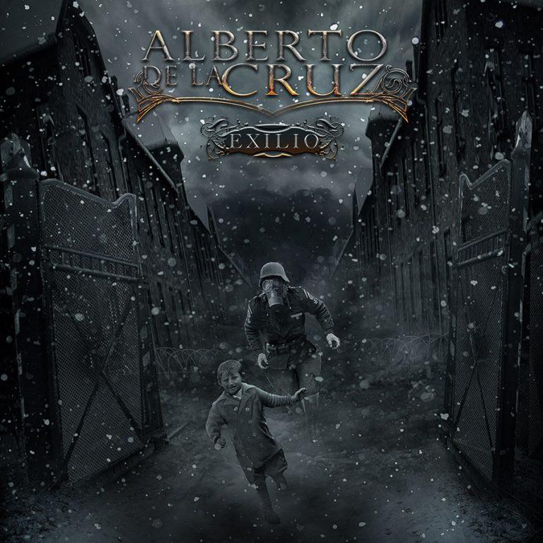 Alberto de la Cruz revela la portada de su nuevo disco