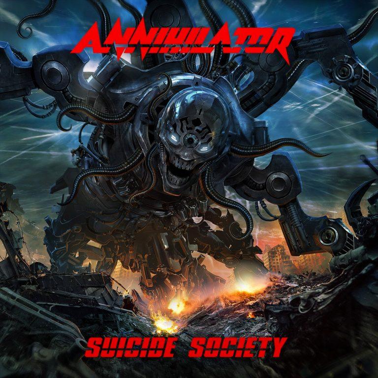 Annihilator 'Suicide Society'