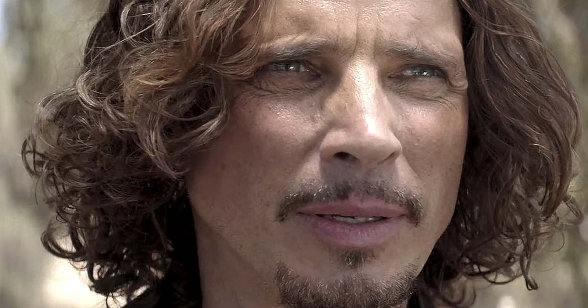 Chris Cornell y el vídeo de 'Nearly Forgot My Broken Heart'