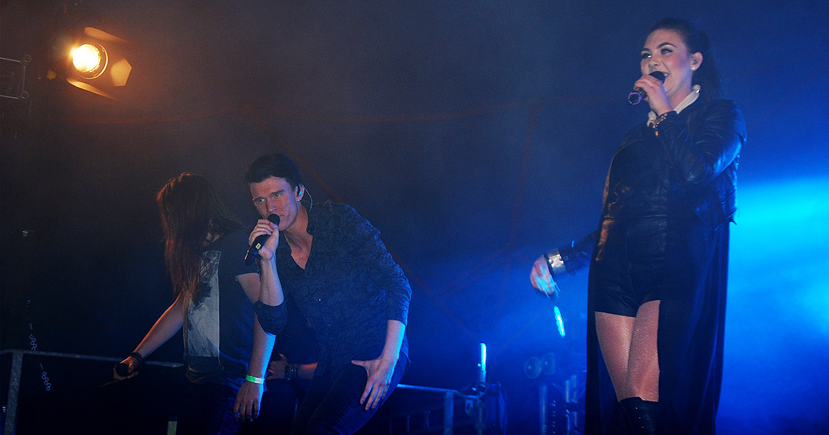 Crónica y fotos del Falkenberg Rockfest
