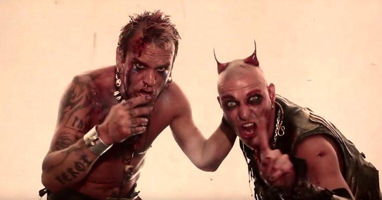 Cultus Ferox y el vídeo de 'Nette Jungs'