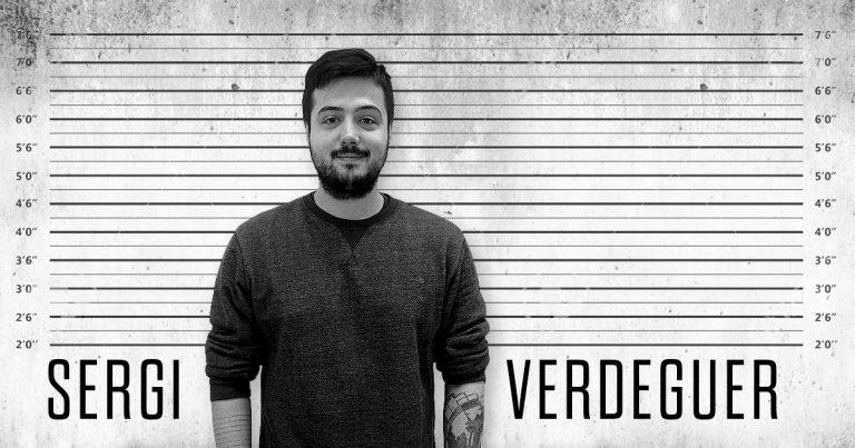"""El otro lado del metal (XII): Sergi Verdeguer """"Tienes que hacer lo que haces de la manera más profesional posible. Tener constancia y seguir y seguir"""""""