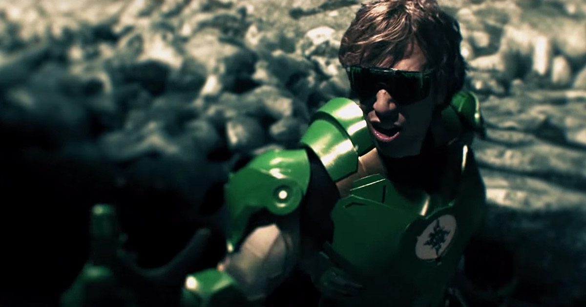 Gloryhammer y el vídeo de 'Rise Of The Chaos Wizards'