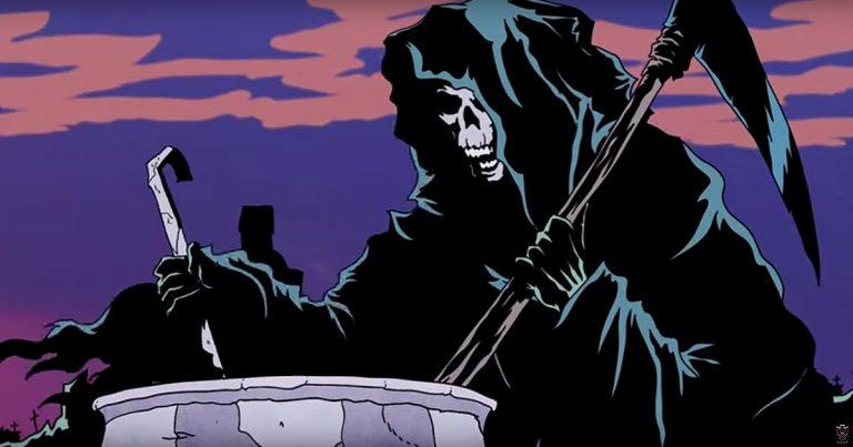 Grave Digger y el vídeo de 'Heavy Metal Breakdown'