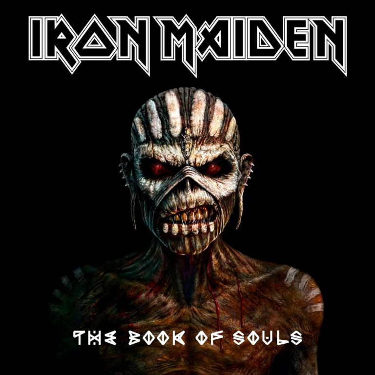 Iron Maiden 'The Book Of Souls'