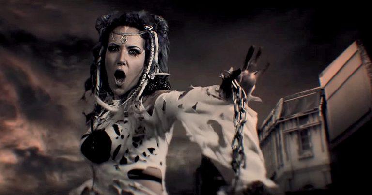 Kamelot y el vídeo de 'Liar Liar' con Alissa White-Gluz
