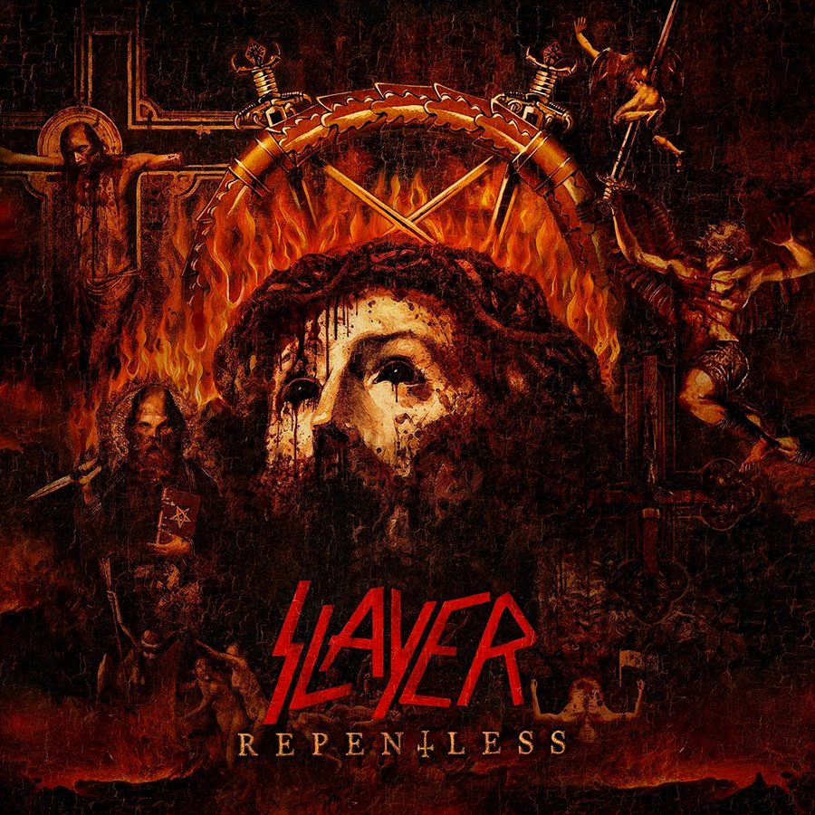 Slayer 'Repentless'