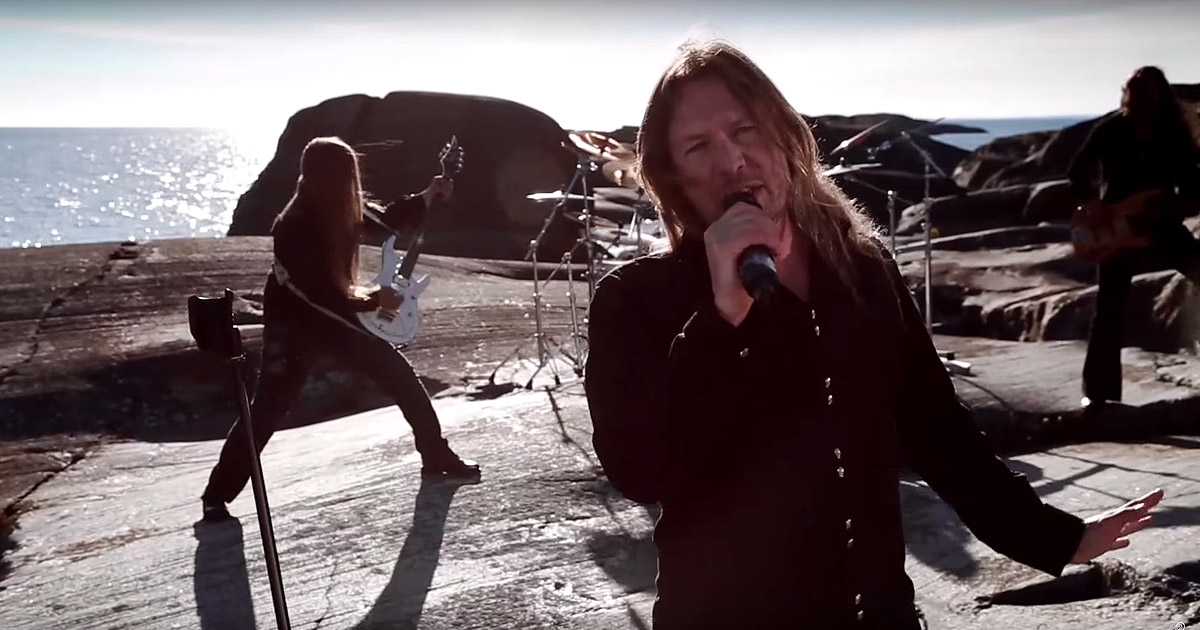 Stratovarius y el vídeo de 'My Eternal Dream'