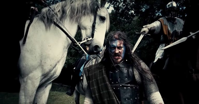 Civil War y el vídeo 'Braveheart'