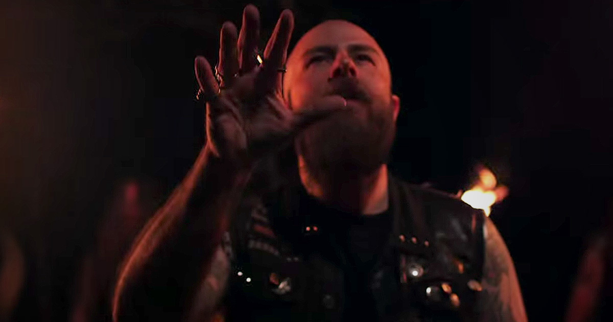 Demon Hunter y el vídeo de 'The Last One Alive'
