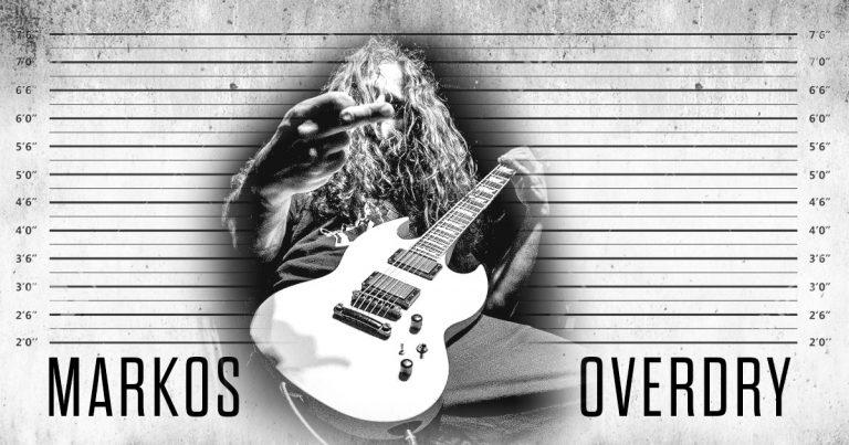 El otro lado del metal (XIII): Markos Overdry