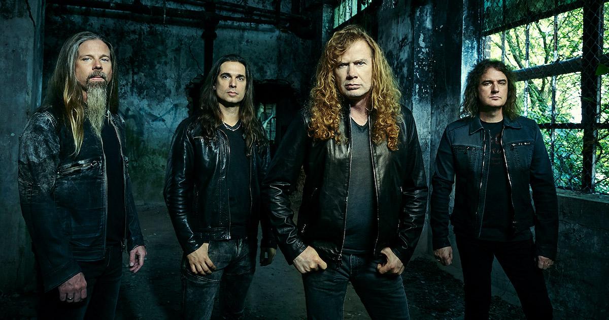 Megadeth dejan escuchar online un nuevo tema, 'Fatal Illusion'