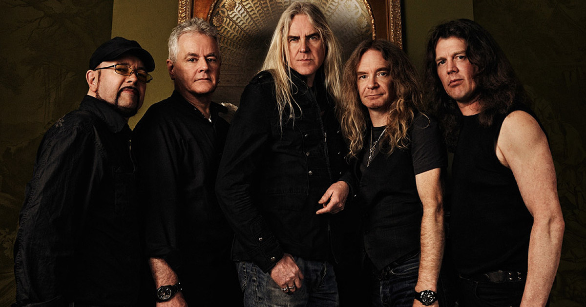Nuevo lyric video de Saxon para 'Queen Of Hearts'