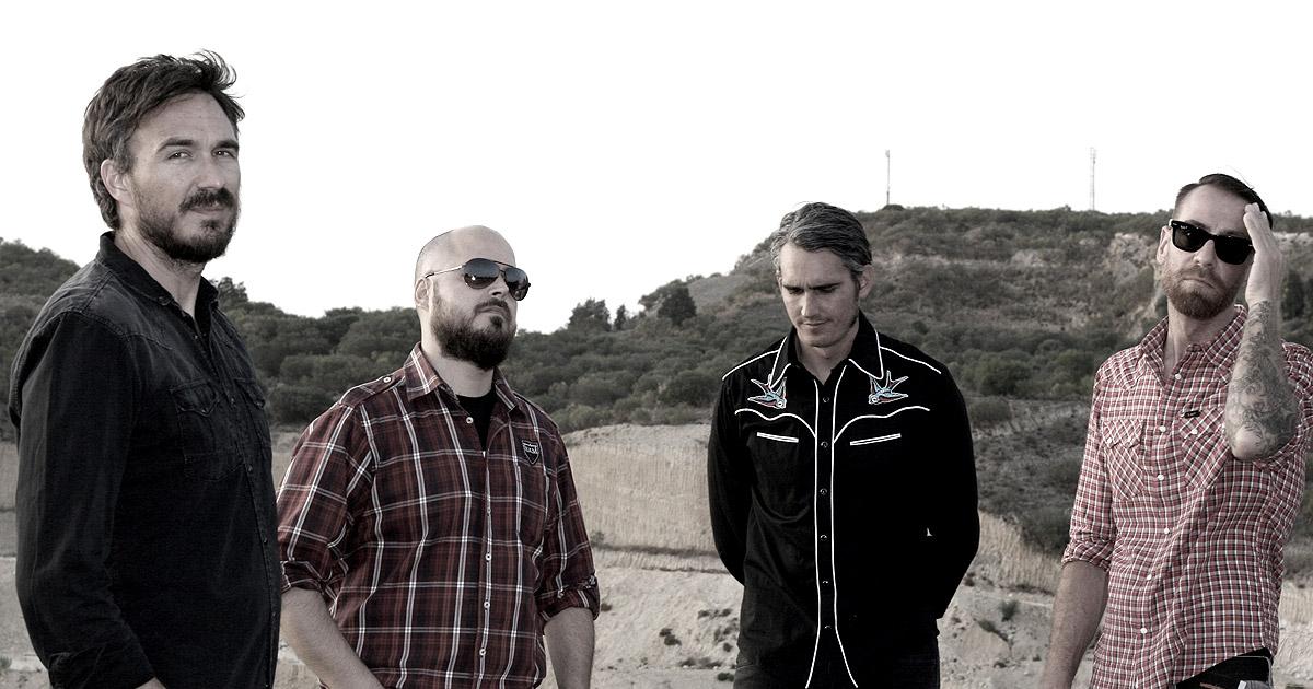 The Shooters estrenan y comparten su segundo álbum 'Dead wilderness'