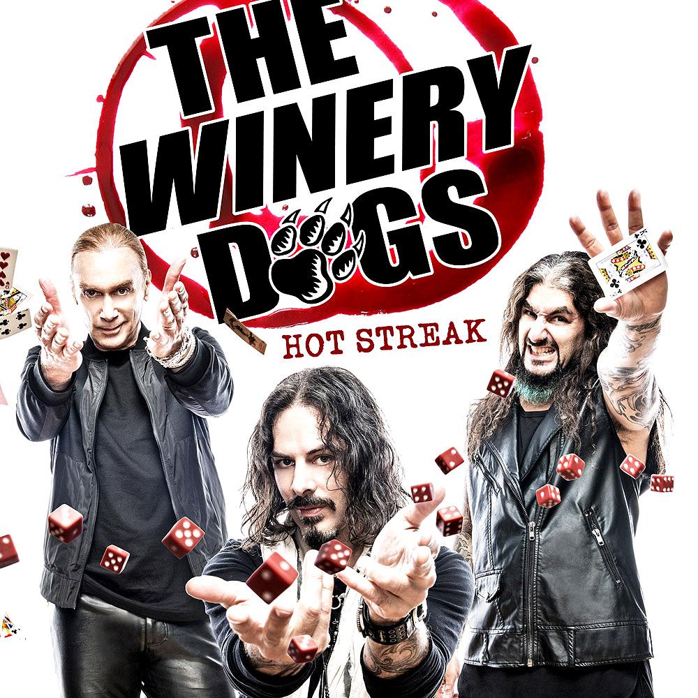The Winery Dogs 'Hot Streak'