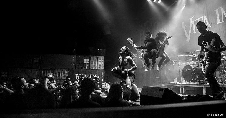 Vita Imana + Skill To Kill + The Wasteland Massacre en la Sala Rock City