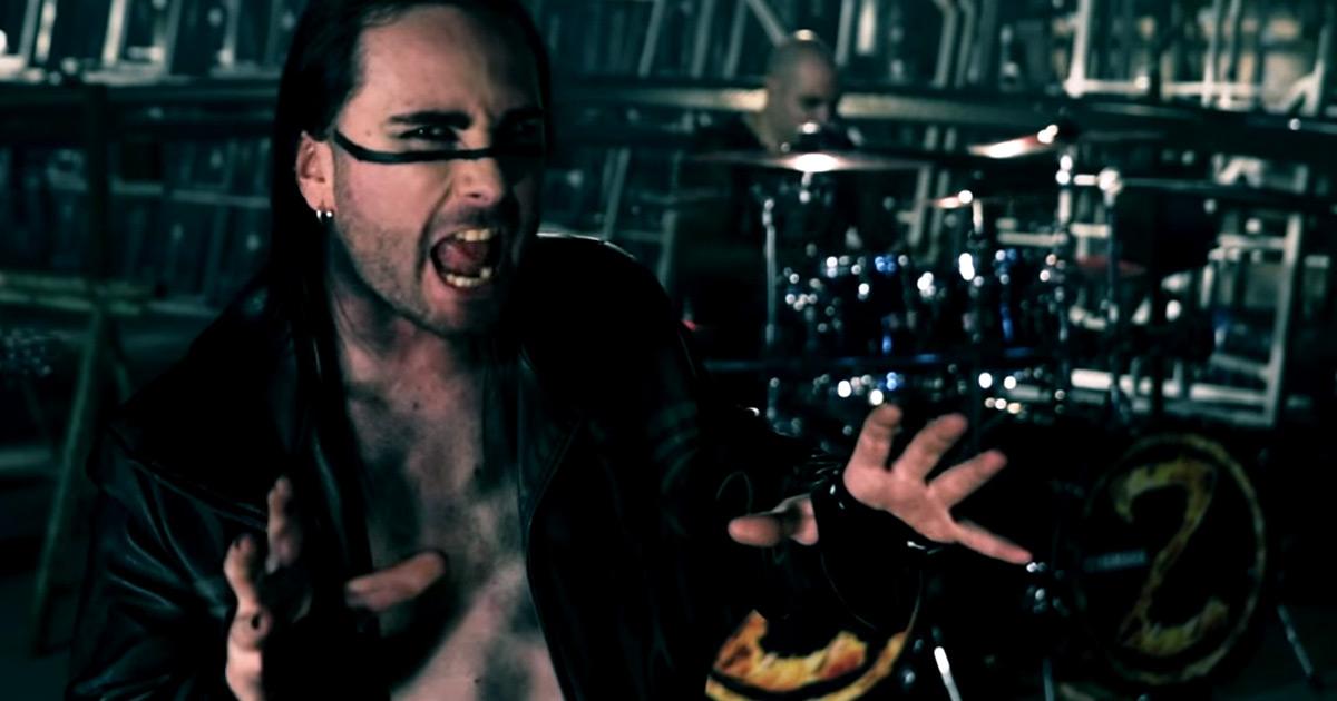 Zenobia y el vídeo de 'Lo llevo en la sangre'