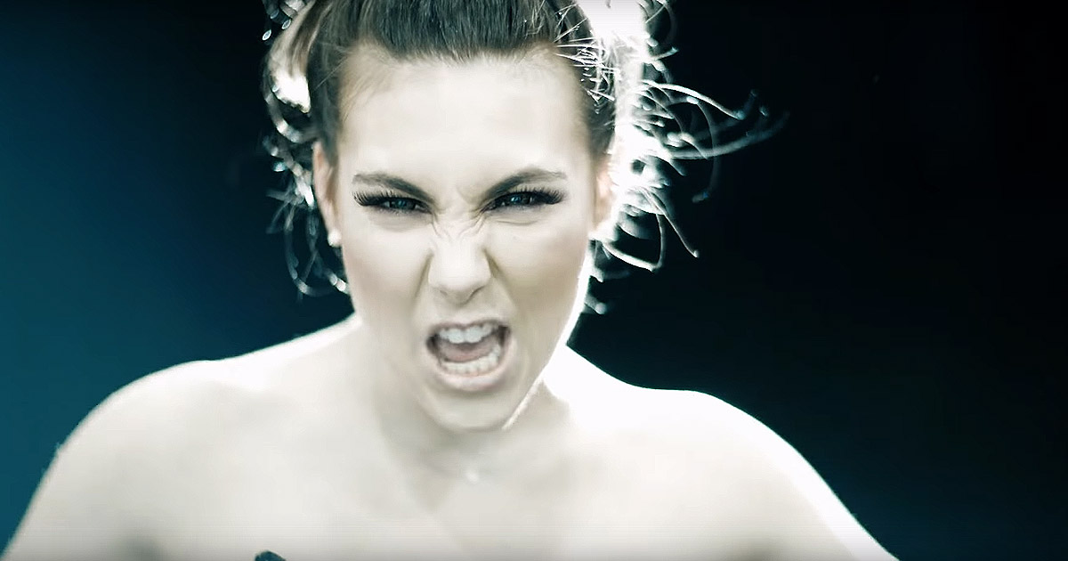 Amaranthe y el vídeo de 'True'