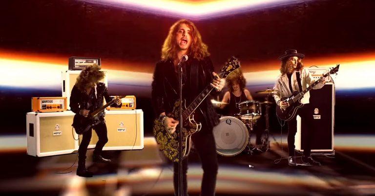 Andrew Watt y el vídeo de 'Ghost In My Head'