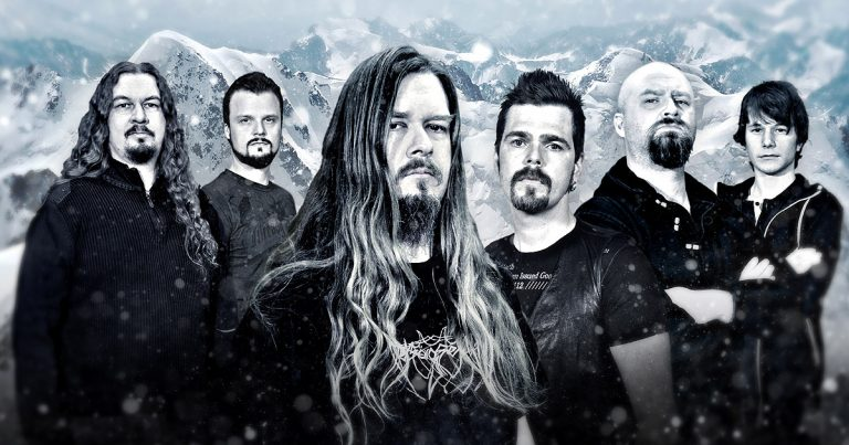 Borknagar comparten primer tema y portada de su esperado 'Winter Thrice'