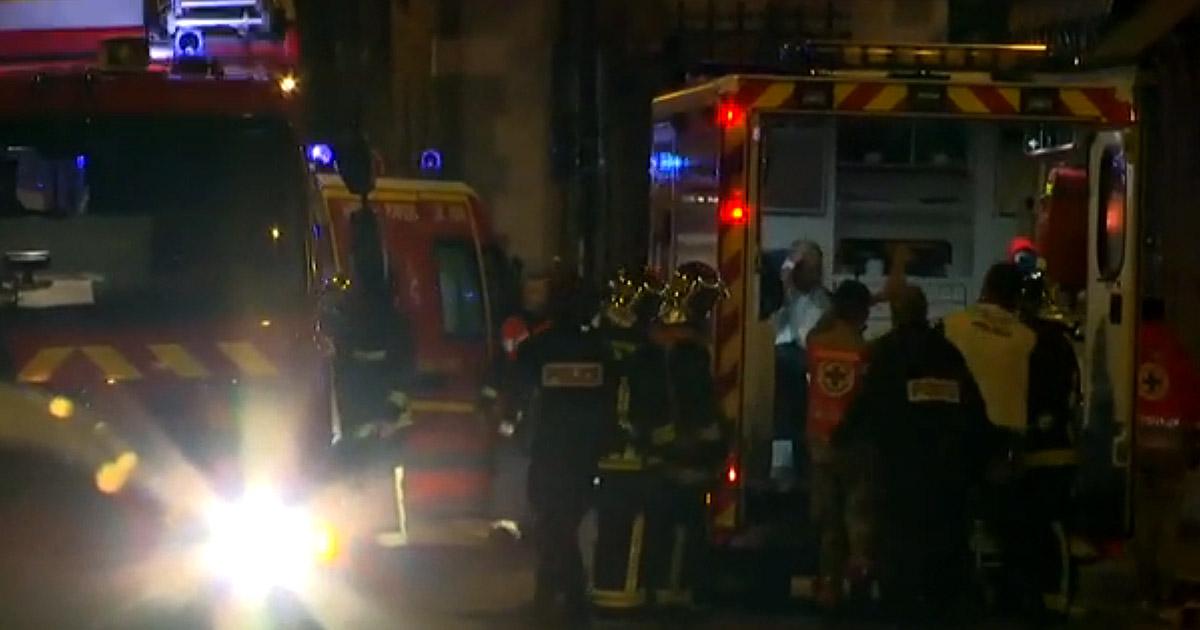 Conmoción internacional después de los ataques terroristas durante la noche de ayer en el centro de Paris
