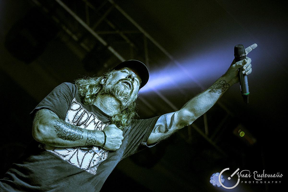 Crónica del Damnation Festival 2015, Leeds