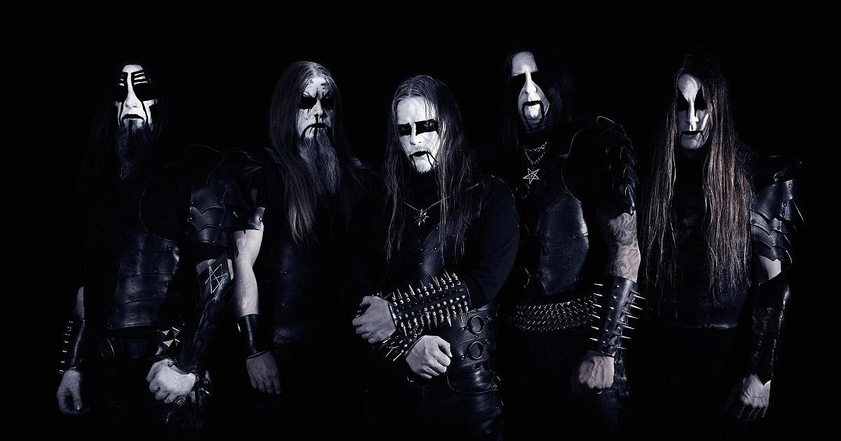 Dark Funeral preparan nuevo album para 2016