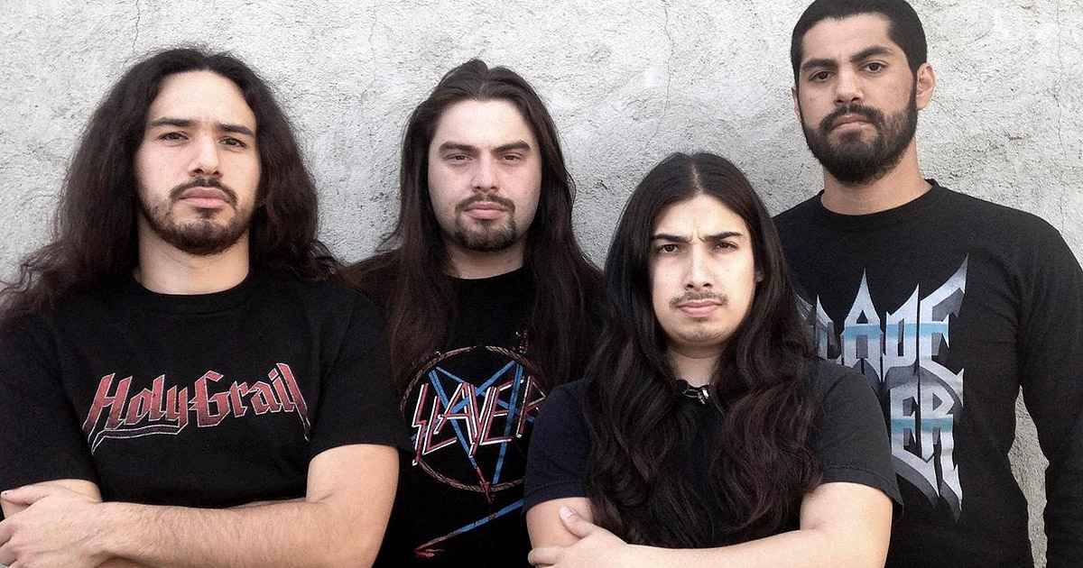 Exmortus estrenan 'Relentless' en lyric video
