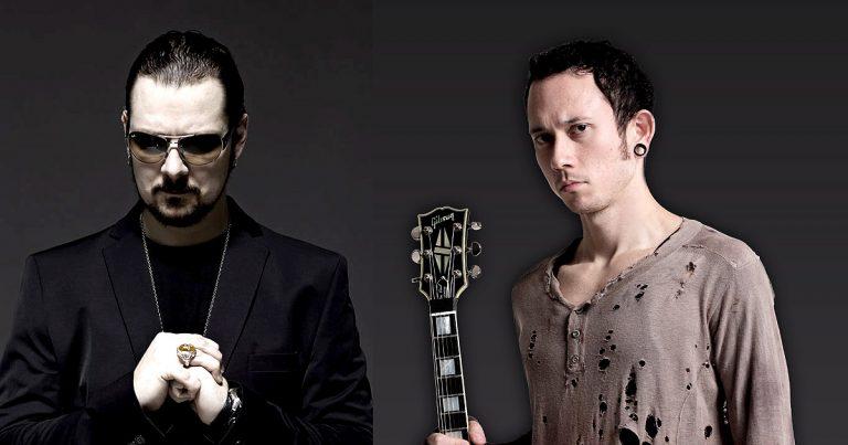 Ihsahn de Emperor y Matt Heafy de Trivium en un nuevo proyecto