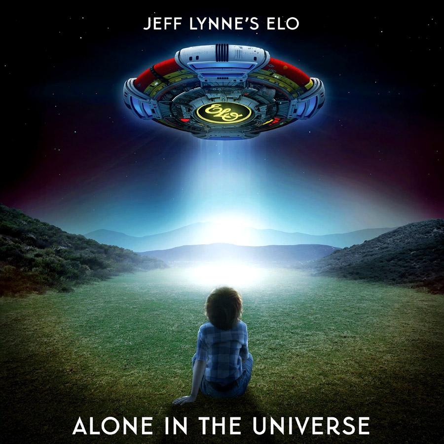Jeff Lynne's ELO 'Alone in the universe'