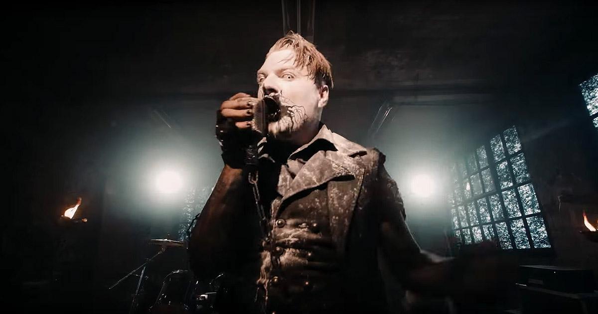 Krankheit y el vídeo de 'Krampus'
