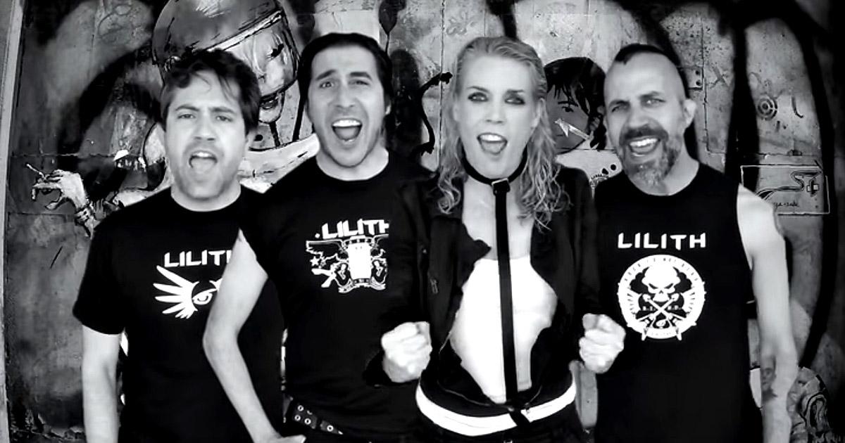 Lilith y el vídeo de 'El Muro'
