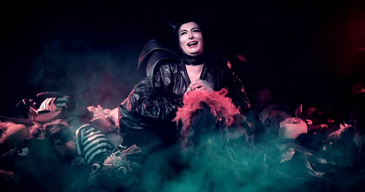 Mägo de Oz y el vídeo de 'La danza del fuego'