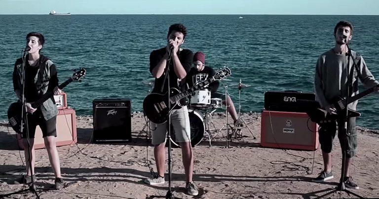 NonSense y el vídeo de 'Deep Horizon'