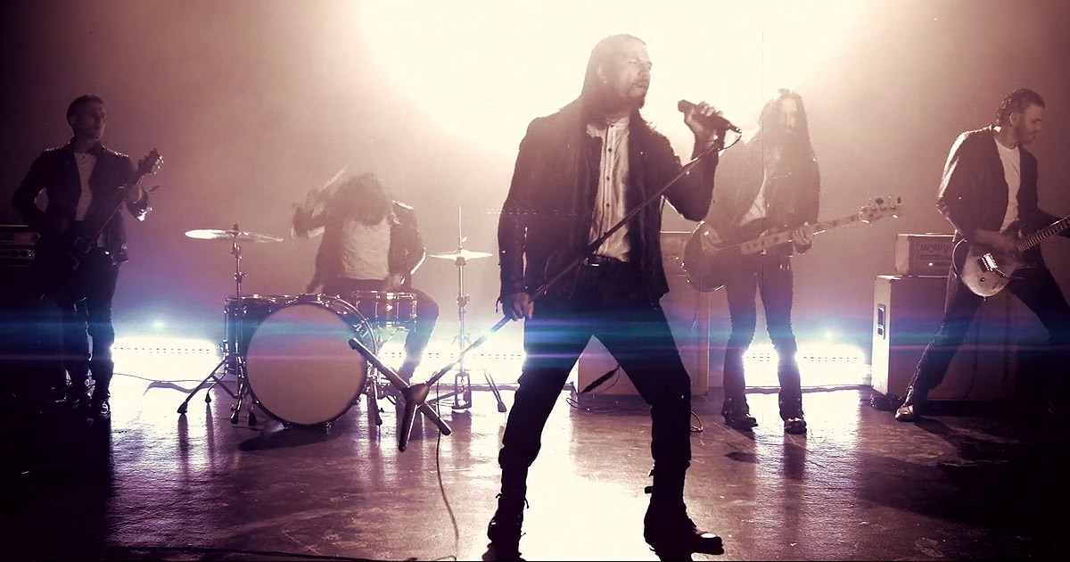 Pop Evil y el vídeo de 'Ways to get high'