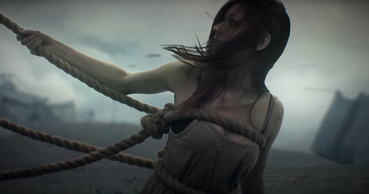 Adept y el vídeo de 'Dark Clouds'