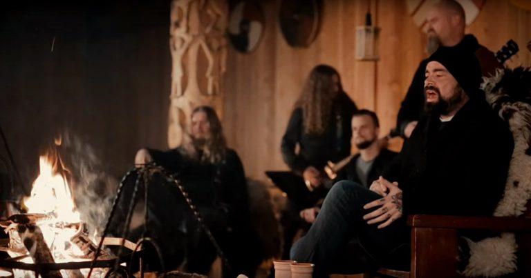 Borknagar y el vídeo de Winter Thrice