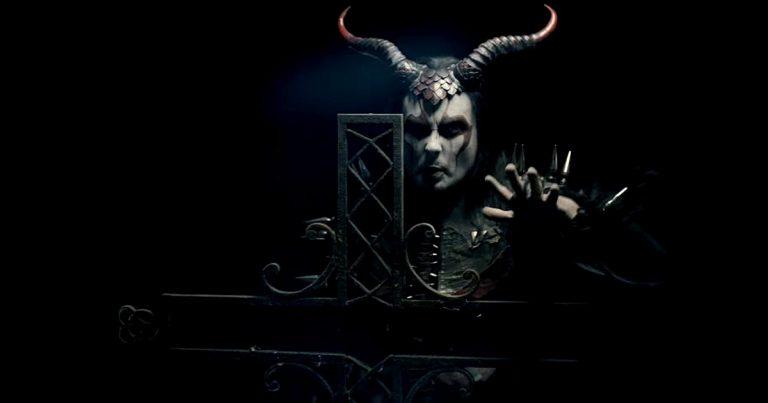 Cradle of Filth y el vídeo de 'Blackest Magick In Practice'