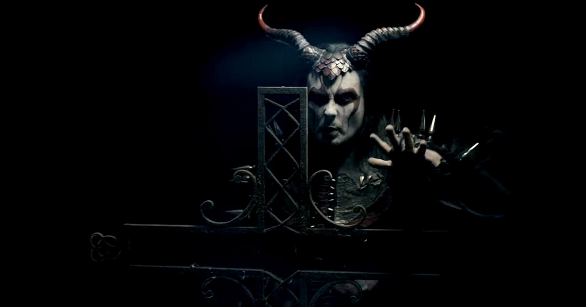 Cradle of Filth y el vídeo de 'Blackest Magick In Practice'