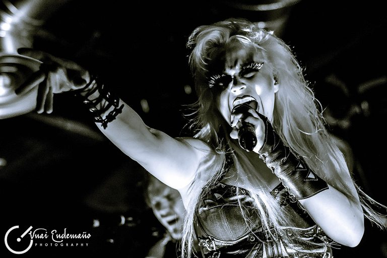Crónica y fotos de Battle Beast, Alpha Tiger y The Order of Chaos en Bilbao