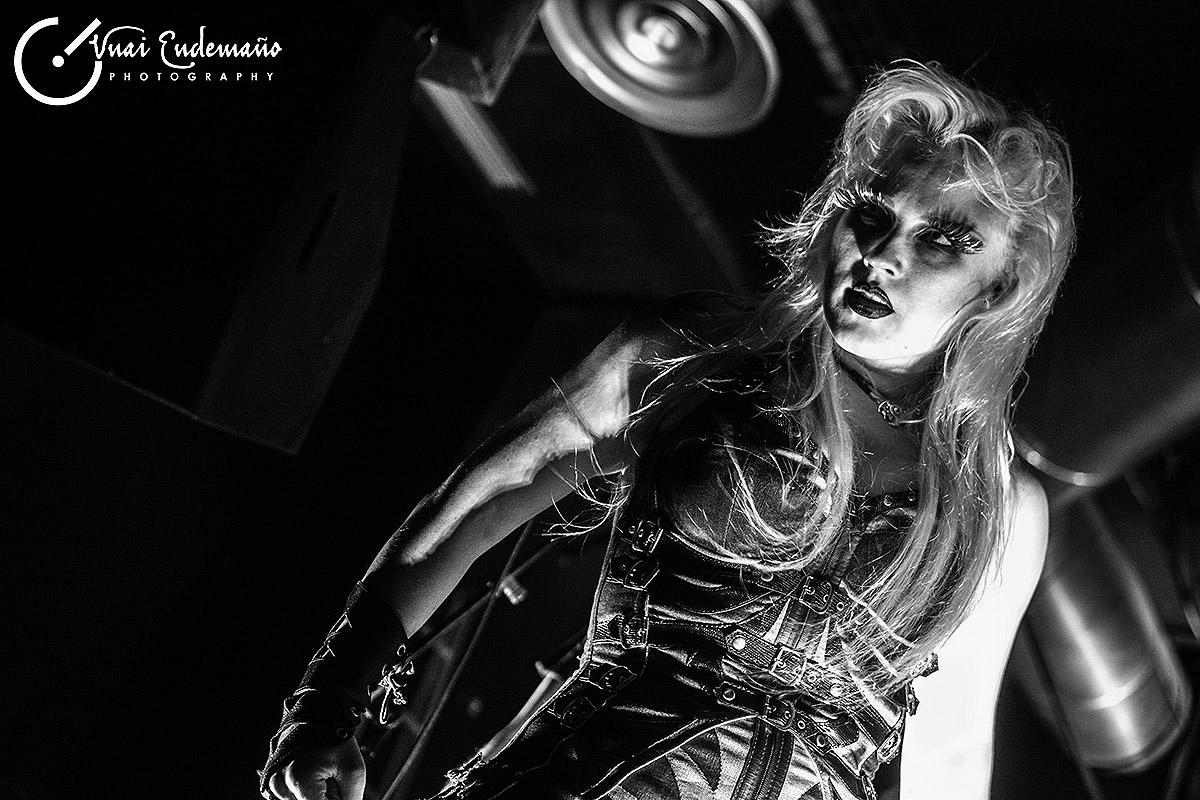 Crónica y fotos de Battle Beast, Alpha Tiger y The Order of Chaos en Bilbao